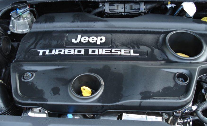 Jeep Compass UPLAND 2,0 diesel 140KM 9A 4×4