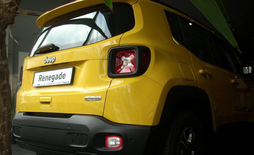 Jeep Renegade Longitude T4 DDCT 150 KM