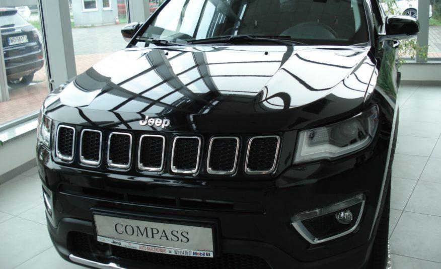 Jeep Compass Limited 1,4 170KM 9A 4×4