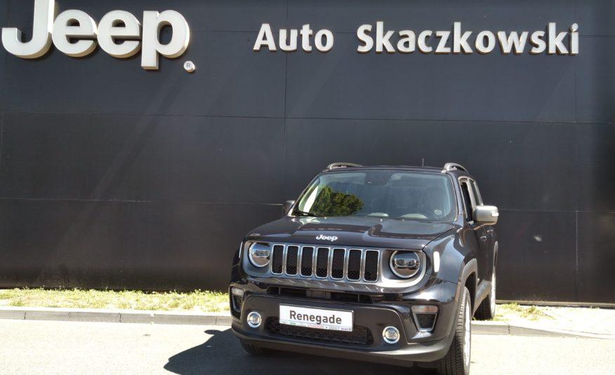 Jeep Renegade LIMITED 1,0 120KM 6M 4×2 DEMO