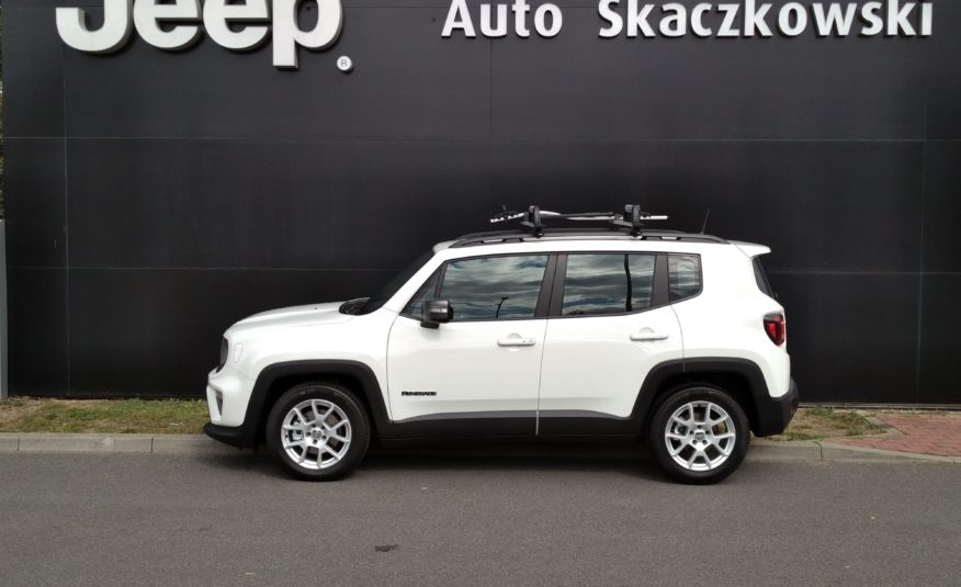 Jeep Renegade Limited 1,3 180KM 9A 4×4