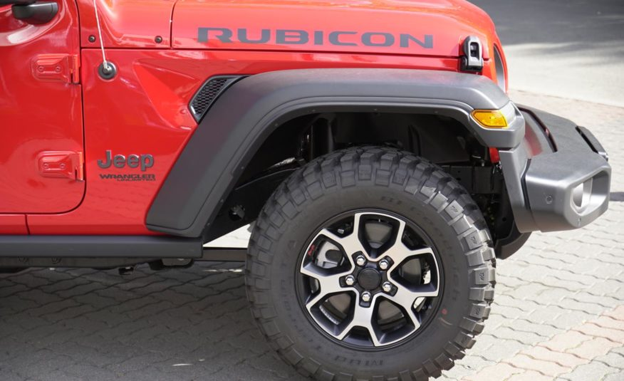 Jeep Wrangler RUBICON Unlimited 2,0 272KM 9A 4×4