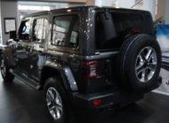 Jeep Wrangler Unlimited SAHARA 2,0 270KM 4×4 9A