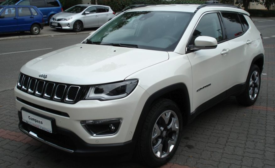 Jeep Compass LIMITED 1,4 170KM 9A 4×4