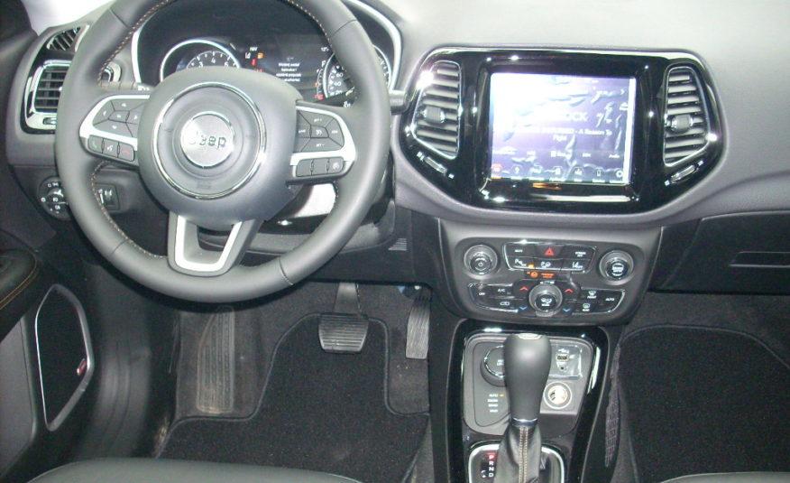 Jeep Compass LIMITED 1,4 170 KM 9A 4×4