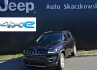 JEEP COMPASS LIMITED 1,3 190KM 6A HYBRYDA PLUG IN