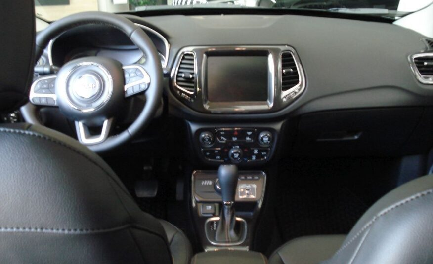 JEEP COMPASS LIMITED 1,3 150KM 6A 4X2 DEMO