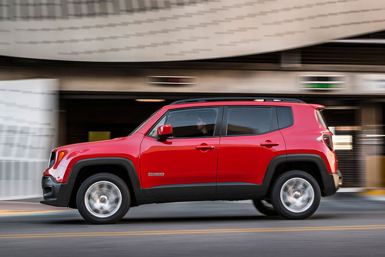 JEEP RENEGADE LIMITED 1,3 150 KM 6 A 4×2