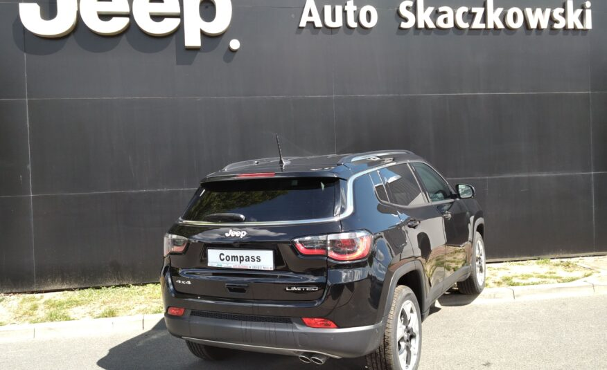 JEEP COMPASS LIMITED 1,3 GSE 150 KM 6A 4X2