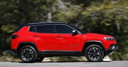 NOWY JEEP COMPASS TRAILHAWK  240KM 6A 4Xe PHEV