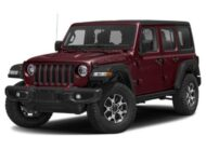 JEEP WRANGLER UNLIMITED 2.0 272KM 9A 4X4